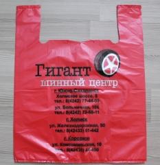 Пакеты майка с логотипом в Калуге